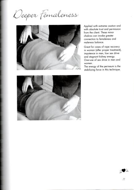 Sacred Esoteric Healing Advanced Level 2 Workshop Manual, p.71