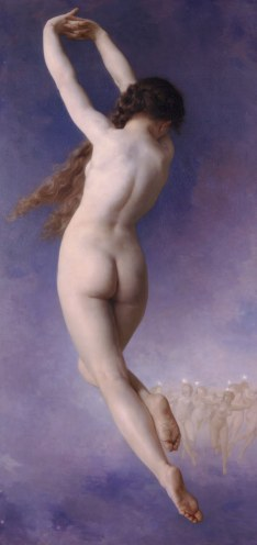 Lost-Pleiad-(1884)-by-William-Adolphe-Bouguereau