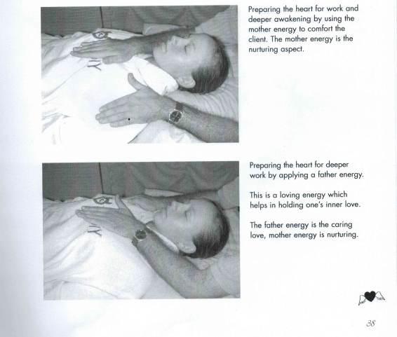 Sacred Esoteric Healing Advanced Level One Workshop Manual, p.38